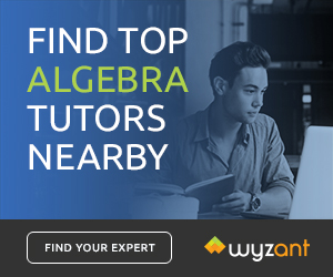 Algebra Tutors